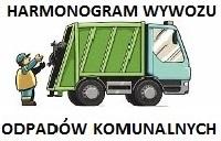Ilustracja do informacji: Harmonogramy odbioru odpadów na 2020 rok